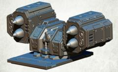 Legionary Artillery Tank - Cyclon Turret