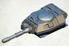 Legionary Assault Tank Turret - Heavy Autocannon