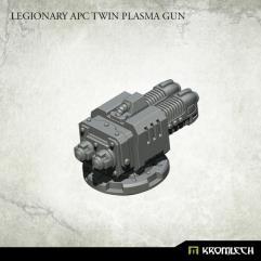 Legionary APC Twin Plasma Gun