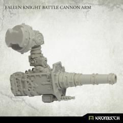 Fallen Knight - Battle Cannon Arm
