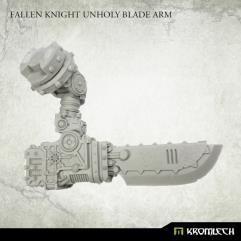 Fallen Knight - Unholy Blade Arm
