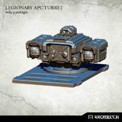 Legionary APC Turret - Twin Searchlight