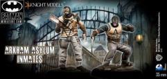 Arkham Asylum Inmates - Set 1