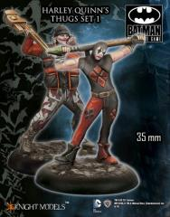Harley Quinn's Thugs - Set #1
