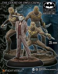 Court of Owls Crew, The