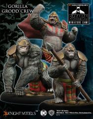 Gorilla Grodd Crew