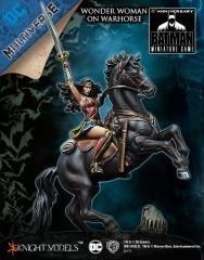 Wonder Woman on Warhorse