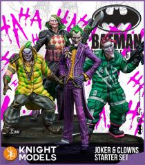 Joker and Clowns Starter Set (2nd Edition) (Resin)