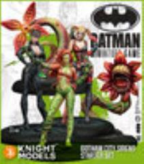 Gotham City Sirens Starter Set (2nd Edition) (Resin)