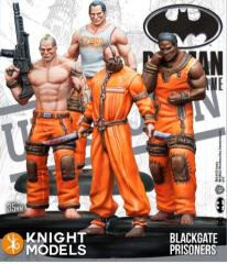 Blackgate Prisoners Set (2nd Edition) (Resin)