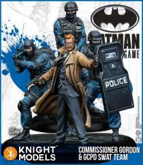 Commissioner Gordon & GCPD SWAT Team