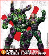 Lex Luthor Armor & Heavy Trooper