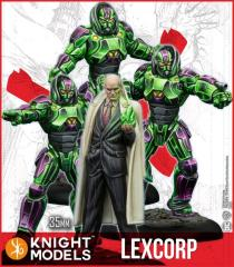 Lex Luthor & Lexcorp Troopers