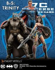 Batman v Superman - Trinity