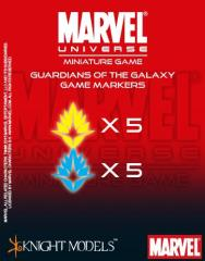 Game Markers - Guardians of the Galaxy
