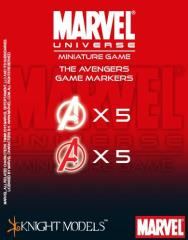 Game Markers - The Avengers
