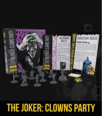 The Joker: Clowns Party Bat Box