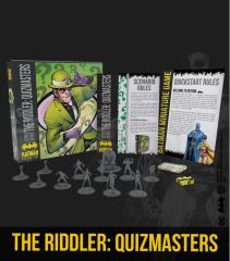 The Riddler: Quizmasters Bat Box
