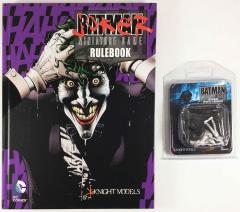 Batman Miniature Game (Limited Edition Joker Cover w/Red Hood Miniature) (1st Edition)