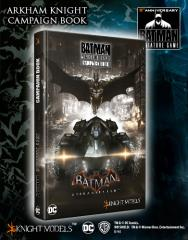 Batman Miniature Game Campaign Book - Arkham Knight