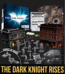 Dark Knight Rises Game Box, The
