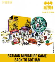 Batman Miniature Game - Back to Gotham (3rd Edition)