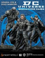 General Zod & Guild Warriors