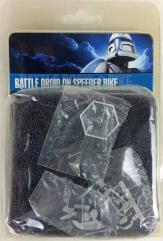 Battle Droid on Speeder Bike