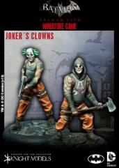 Joker's Clowns #1