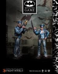 Gotham Police Set II