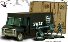Gotham Police Van
