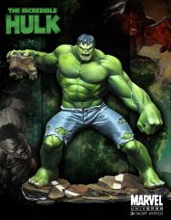 Incredible Hulk, The w/3 Options (Red, Green, & Grey)