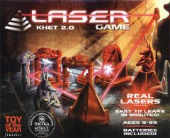 Khet 2.0 - The Lazer Game