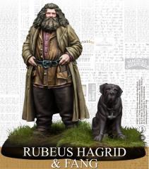 Rubeus Hagrid & Fang