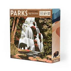 Parks - The Board Game