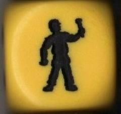 Survivor Dice - Construction Worker (2)