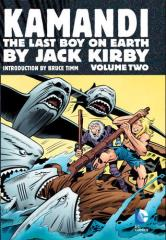 Kamandi - The Last Boy on Earth, Vol. 2
