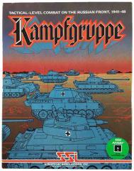 """Kampfgruppe (Atari 5 1/4"""")"""