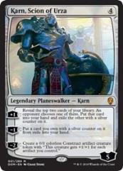 Karn, Scion of Urza (MR)