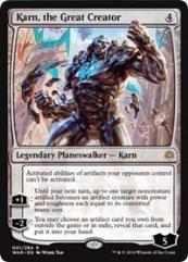 Karn, the Great Creator (R)