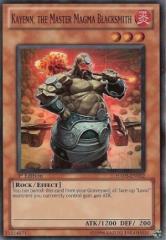 Kayenn - the Master Magma Blacksmith (Super Rare)