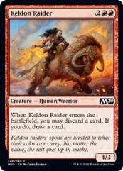 Keldon Raider (C)