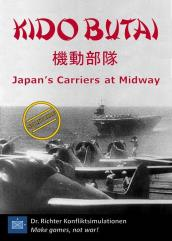 Kido Butai - Japan's Carriers at Midway (1st Edition)