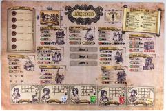 King's Champion - Playmat