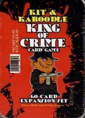 King of Crime - Kit & Kaboodle Expansion