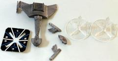 Klingon C-8 (Metal)