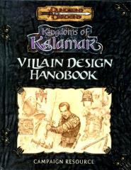 Villain Design Handbook (v3.0)