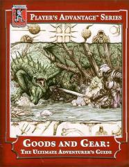 Goods and Gear - The Ultimate Adventurer's Guide