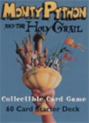 Monty Python and the Holy Grail - Starter Deck
