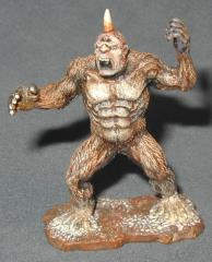 Horned Simian Bush-Grappler